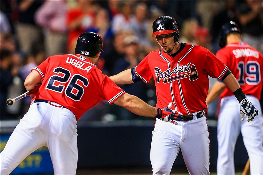 online store a79c3 fa6a8 Atlanta Braves: The Uniform Debate