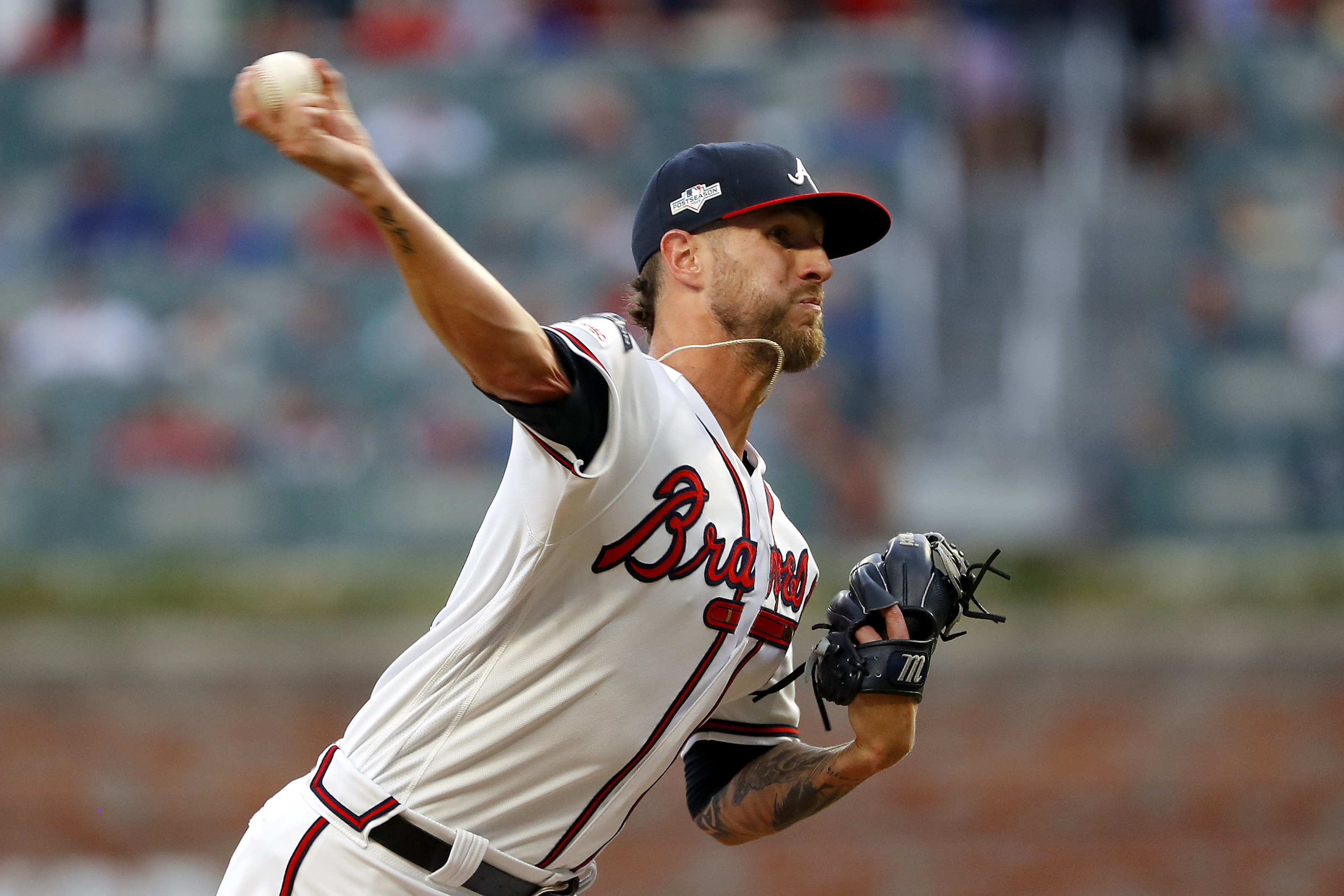 How Did Atlanta Braves Reliever Shane Greene Become The Villain Page 3