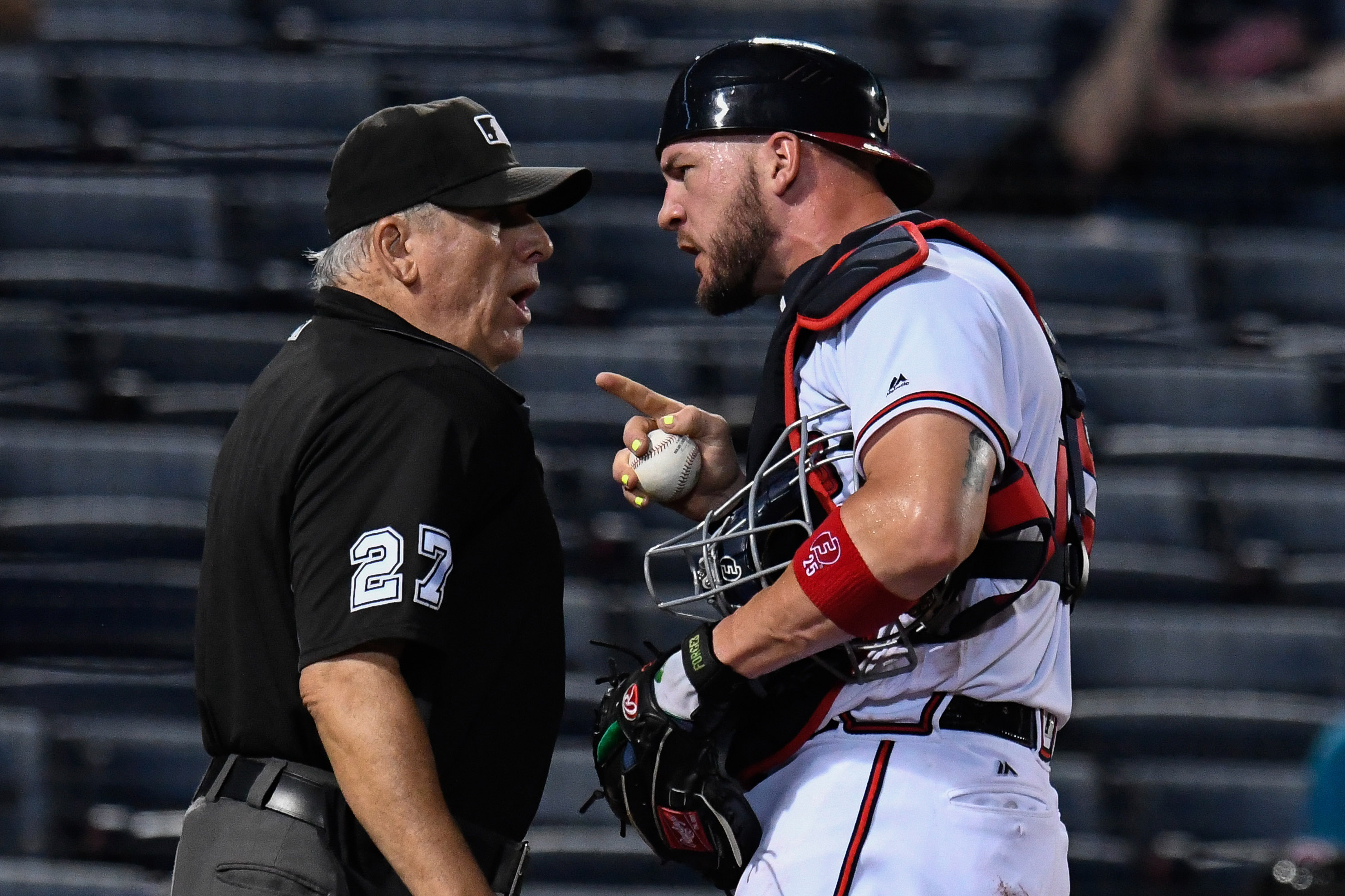 My Top 5 Atlanta Braves Brawls and Ejections of All-Time