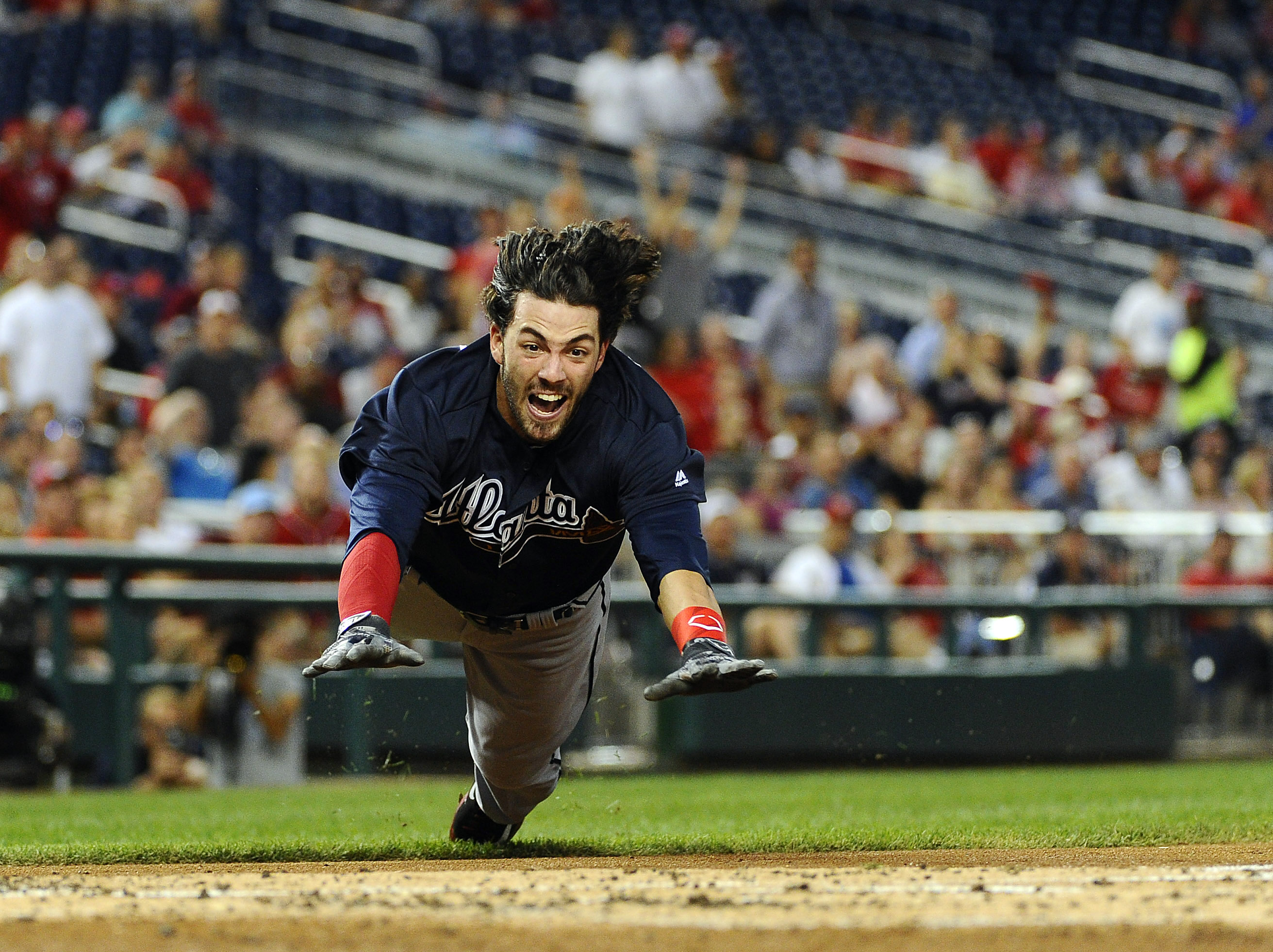 atlanta braves scouting report on ss dansby swanson